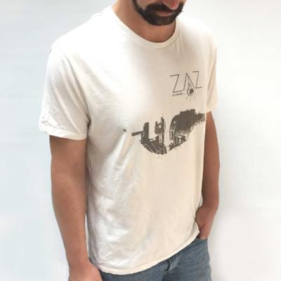 Camiseta ciudad hombre